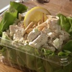 Paula Deen's Almond Chicken Salad