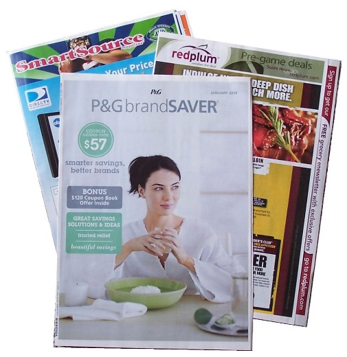 Collecting Coupons Newspaper Inserts Bargains To Bounty
