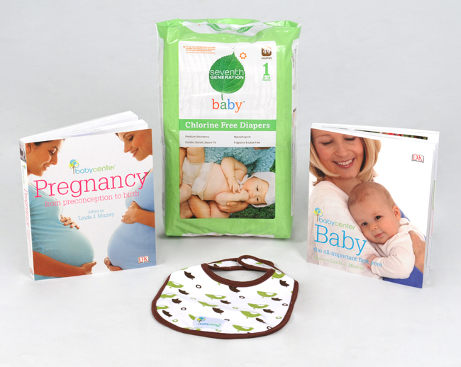 Winner: BabyCenter Prize Package Giveaway • Bargains to Bounty