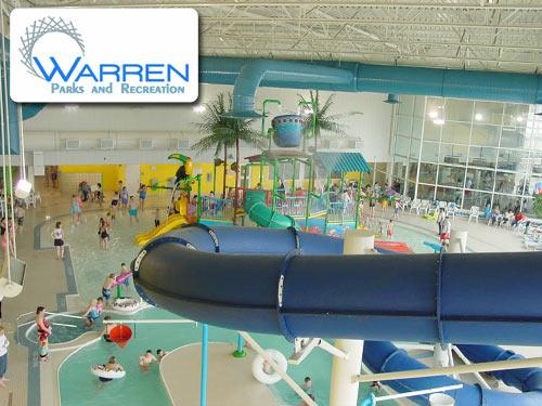 18 For 4 Passes To The Warren Indoor Water Park 40