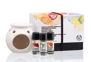 $12.50 Oil Burner Gift Set