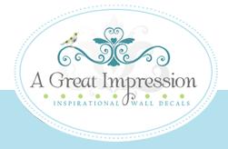 a great impression
