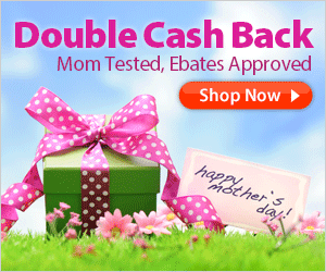 93fecc590360a Giveaway: Win $150 Cash from Ebates + save with Double Cash Back ...