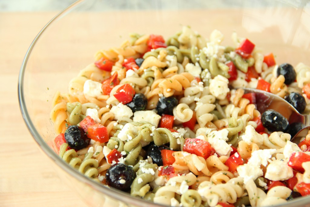 SS- Red White and Blue Salad- Recipe Image