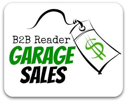 reader garage sales