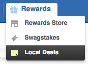 swagbucks local deals