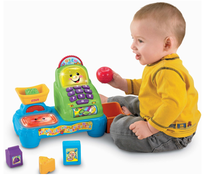 Fisher-Price Laugh & Learn Magic Sounds Market
