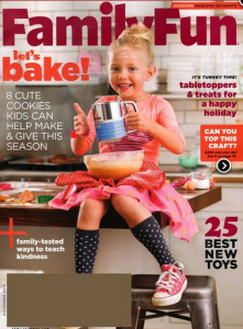 family fun magazine deal