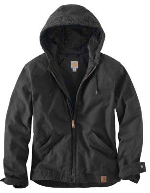 men's carhartt winter jacket