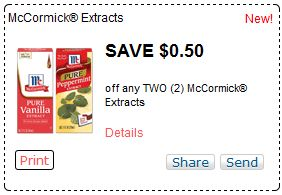 photograph relating to Brawny Printable Coupons called Printable Discount codes: McCormick, Brawny, Quilted Northern and