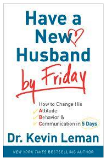 how to have a new husband by Friday