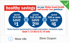 meijer health beauty