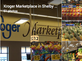Kroger Marketplace slideshow