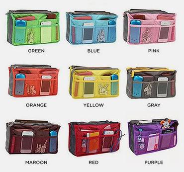 5 99 Slim Bag Purse Organizer Reg 30