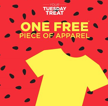 Sears Outlet Coupon 1 FREE Apparel Item Today O Bargains To Bounty