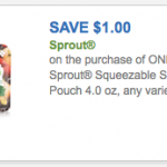 sprout organic coupon