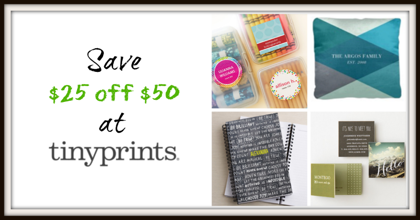 Tinyprints coupon code