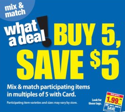 Kroger Mega Event Ad and Coupon Deals: July 26 - August 8, 2017 • Bargains to Bounty