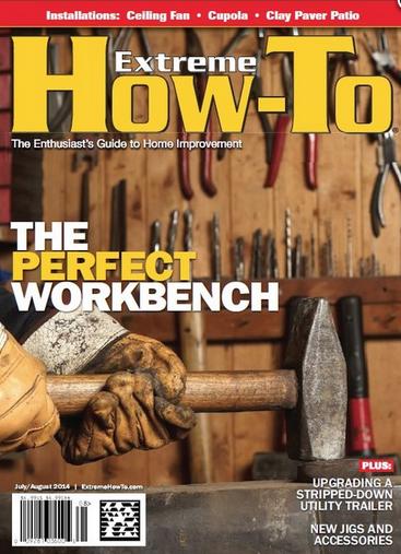 extreme how to magazine