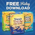 Kroger free triscuit