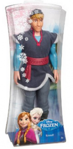 kristoff doll