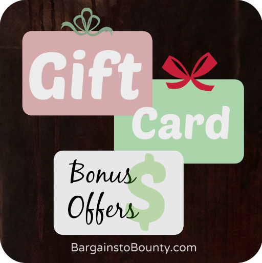 gift card bonus offers