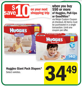 It's just a photo of Persnickety Printable Huggie Diaper Coupons