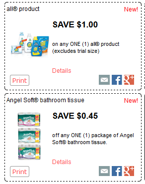 be sure to take a look at these redplum printable coupons many of them seem similar to the newspaper insert coupons for today so youll be able to print 2