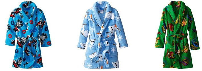 $10.49 Robes for Boys or Girls (reg $40) • Bargains to Bounty