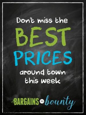 best prices around town