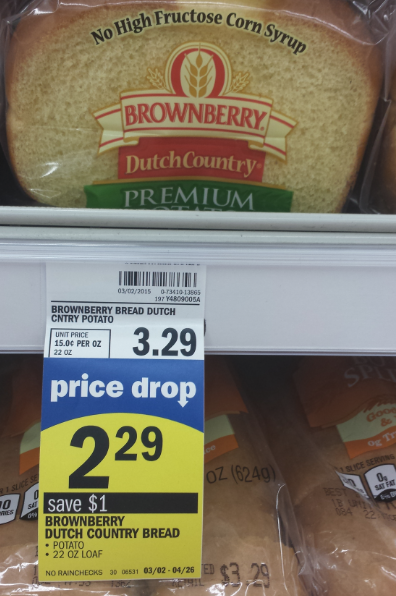 Brownberry italian bread coupons