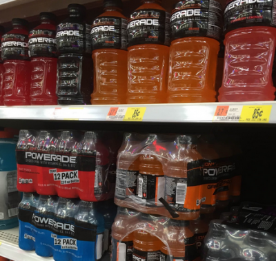 Walmart: POWERADE® and produce coupon deal • Bargains to Bounty