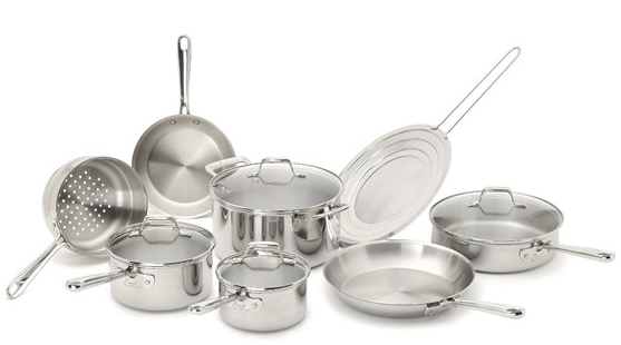 149 99 Emeril By All Clad Pro Clad Tri Ply Stainless 12