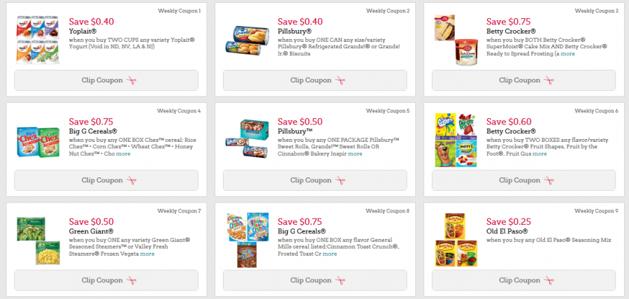 picture about Yoplait Printable Coupons identified as Betty Crocker Printable Discount coupons: Chex Cereal, Yoplait