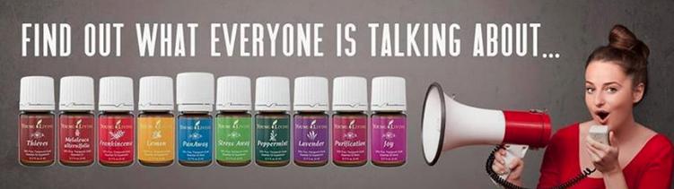 essential oils class