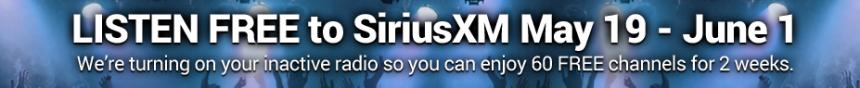free siriusmx satellite radio service