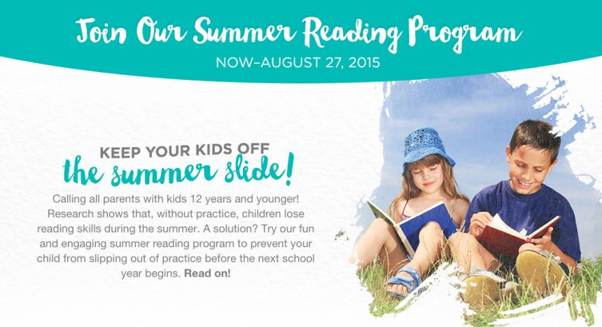 family christian summer reading