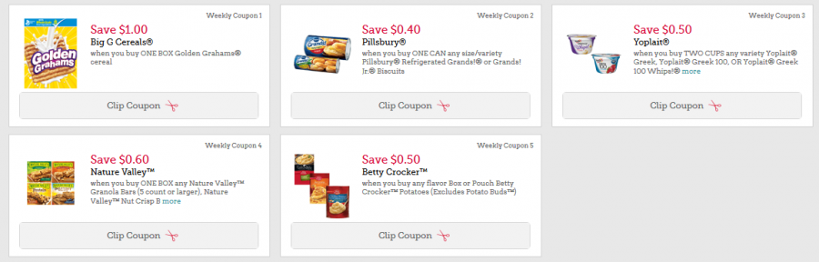 photo relating to Nature Valley Printable Coupons known as Refreshing Large Well worth Betty Crocker Printable Discount codes: Golden