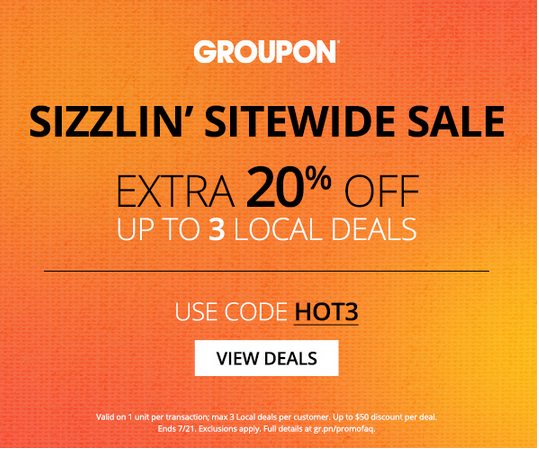 zap zone printable coupons groupon code save 20 local deals bargains 25866