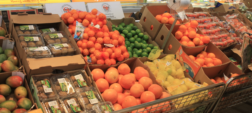ALDI produce