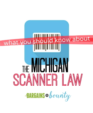 michigan scanner law