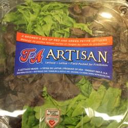 artisan lettuce