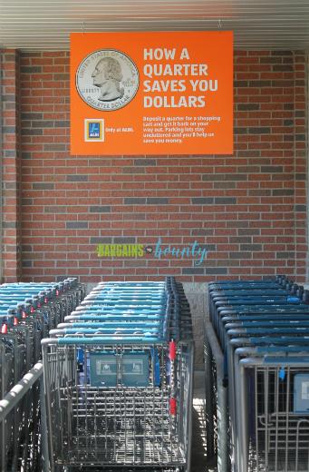 ALDI carts