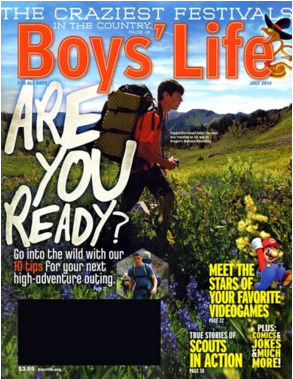 boys life magazine sale