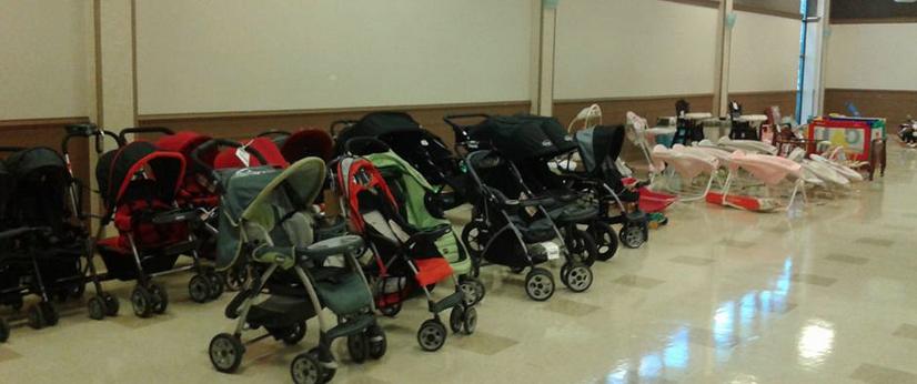 JBF baby items