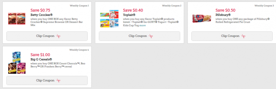 picture regarding Printable Progresso Soup Coupons named Fresh Betty Crocker Printable Discount codes: Yoplait, Progresso Soup