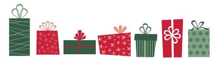 smarter shopping Christmas gifts