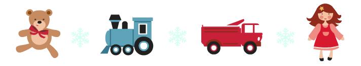 shop smarter Christmas gifts