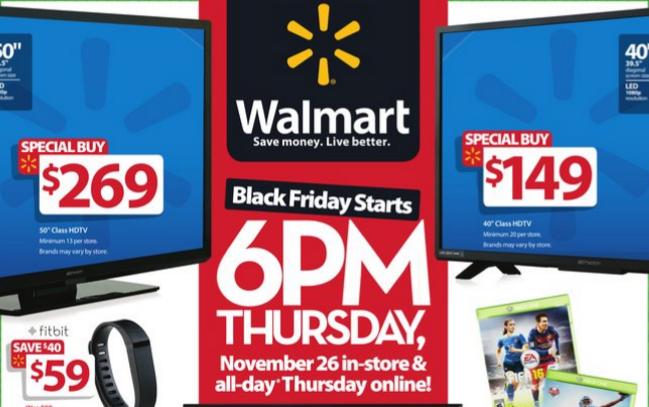 walmart black friday ad 2015