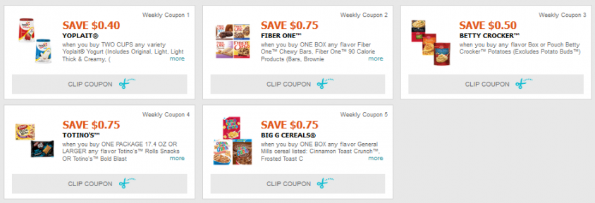 picture regarding Yoplait Printable Coupons referred to as Fresh Printable Discount codes: Betty Crocker Potatoes, Yoplait and
